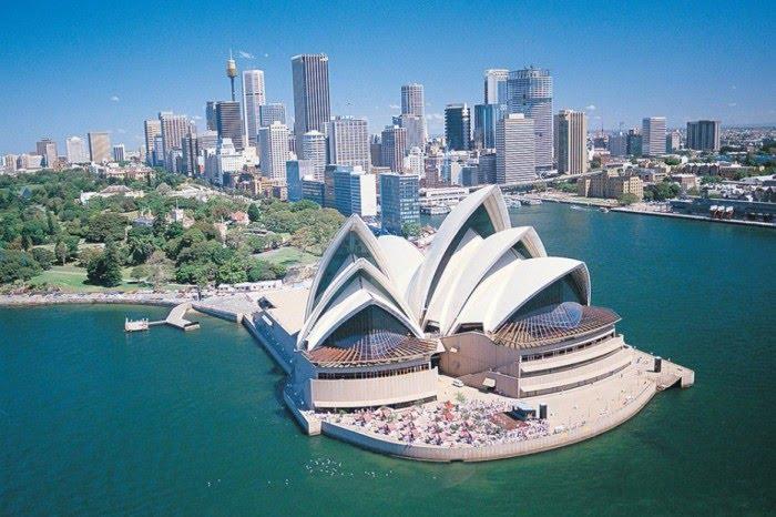 Что посетить в Австралии в первую очередь