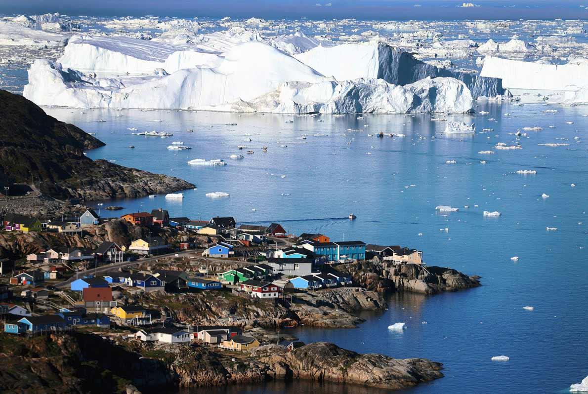 Десять самых больших островов Северной Америки
