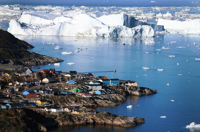 Десять самых больших островов на Земле