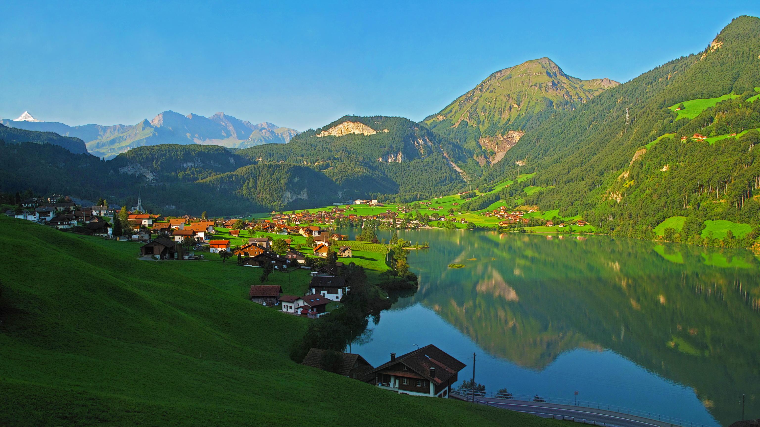 Десять самых красивых замков Швейцарии