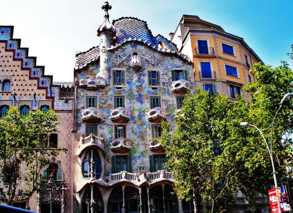Дом Бальо - Барселона
