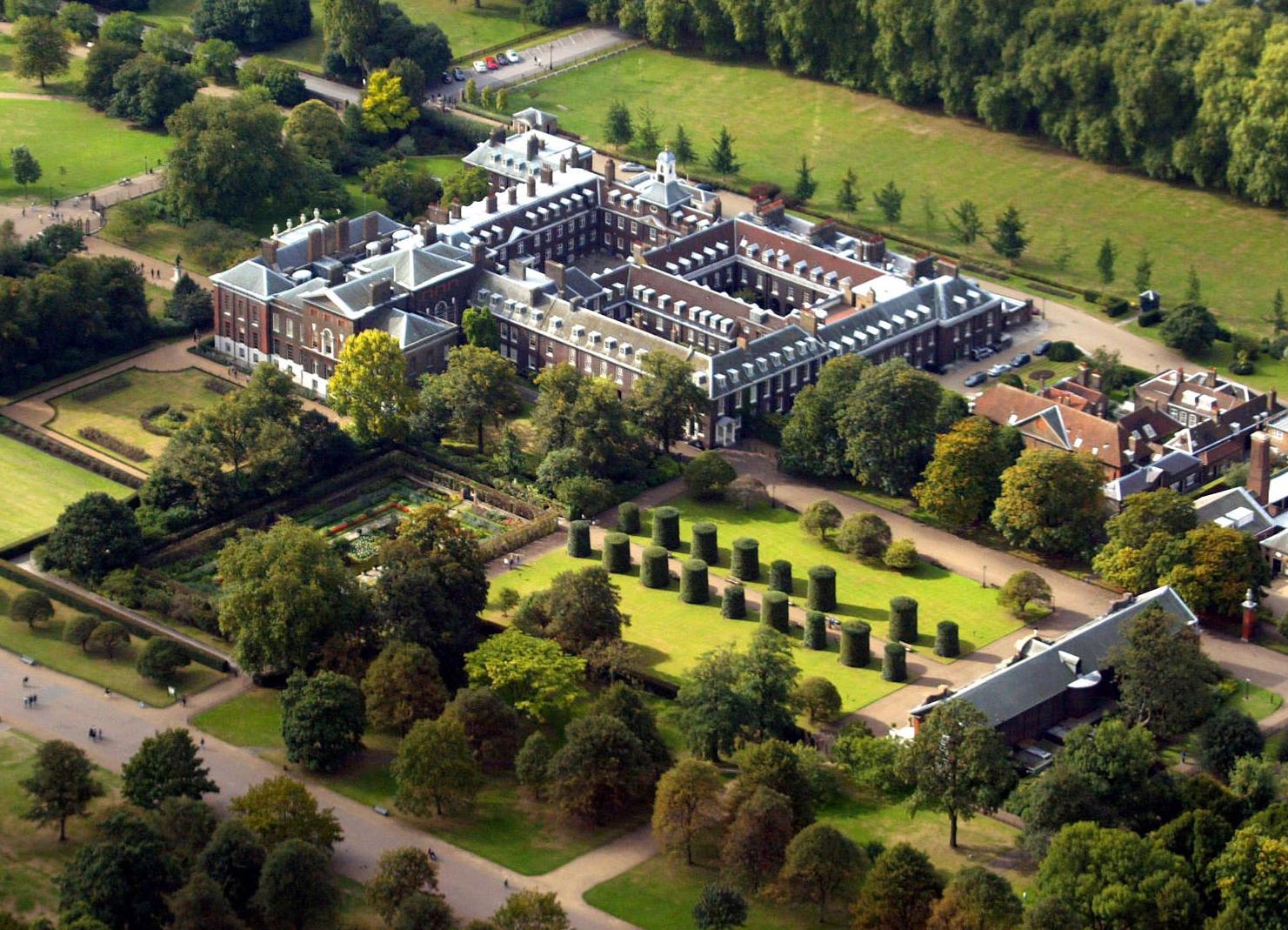 Кенсингтонский дворец – Лондонская гордость
