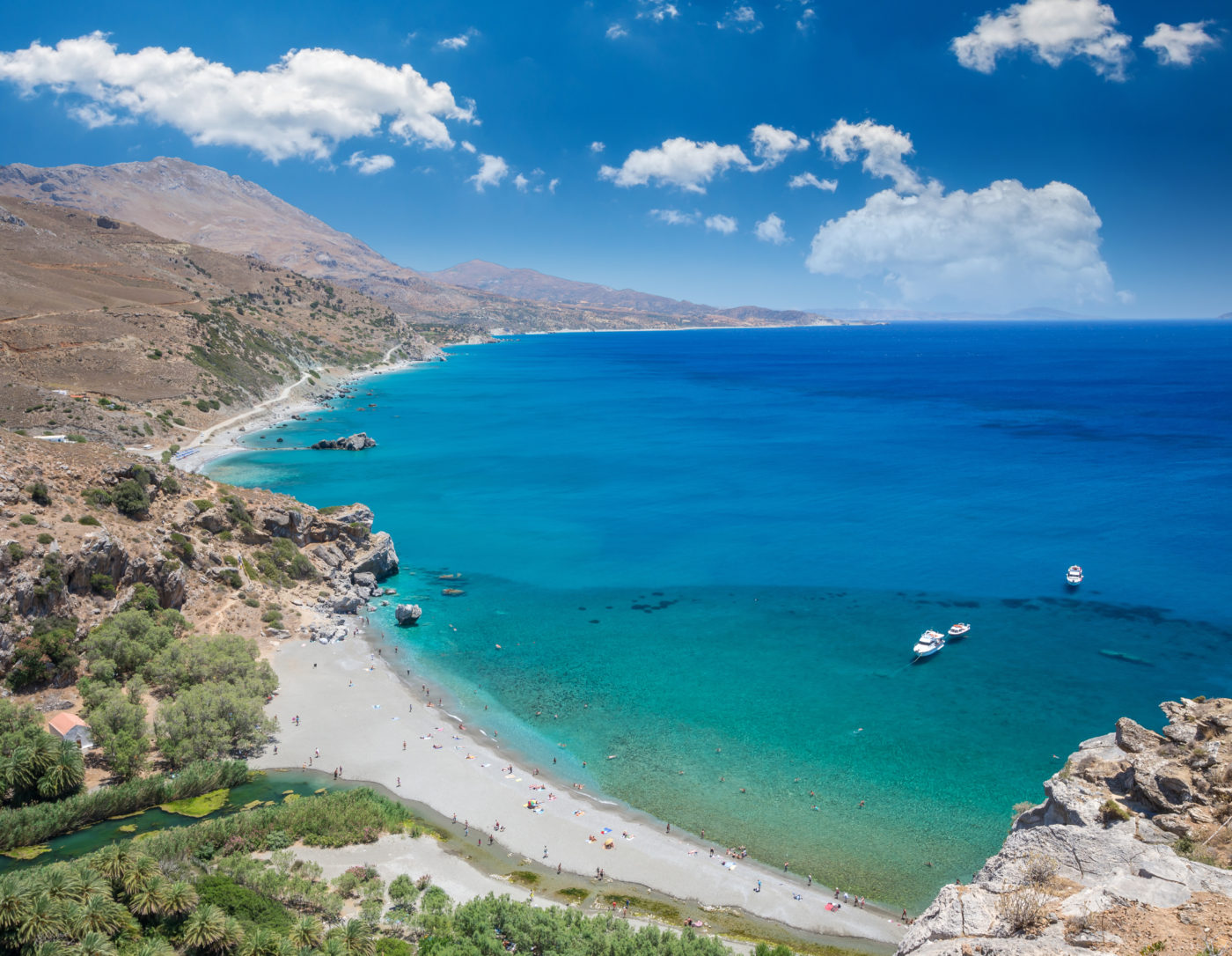 Крит – солнечный отдых на острове