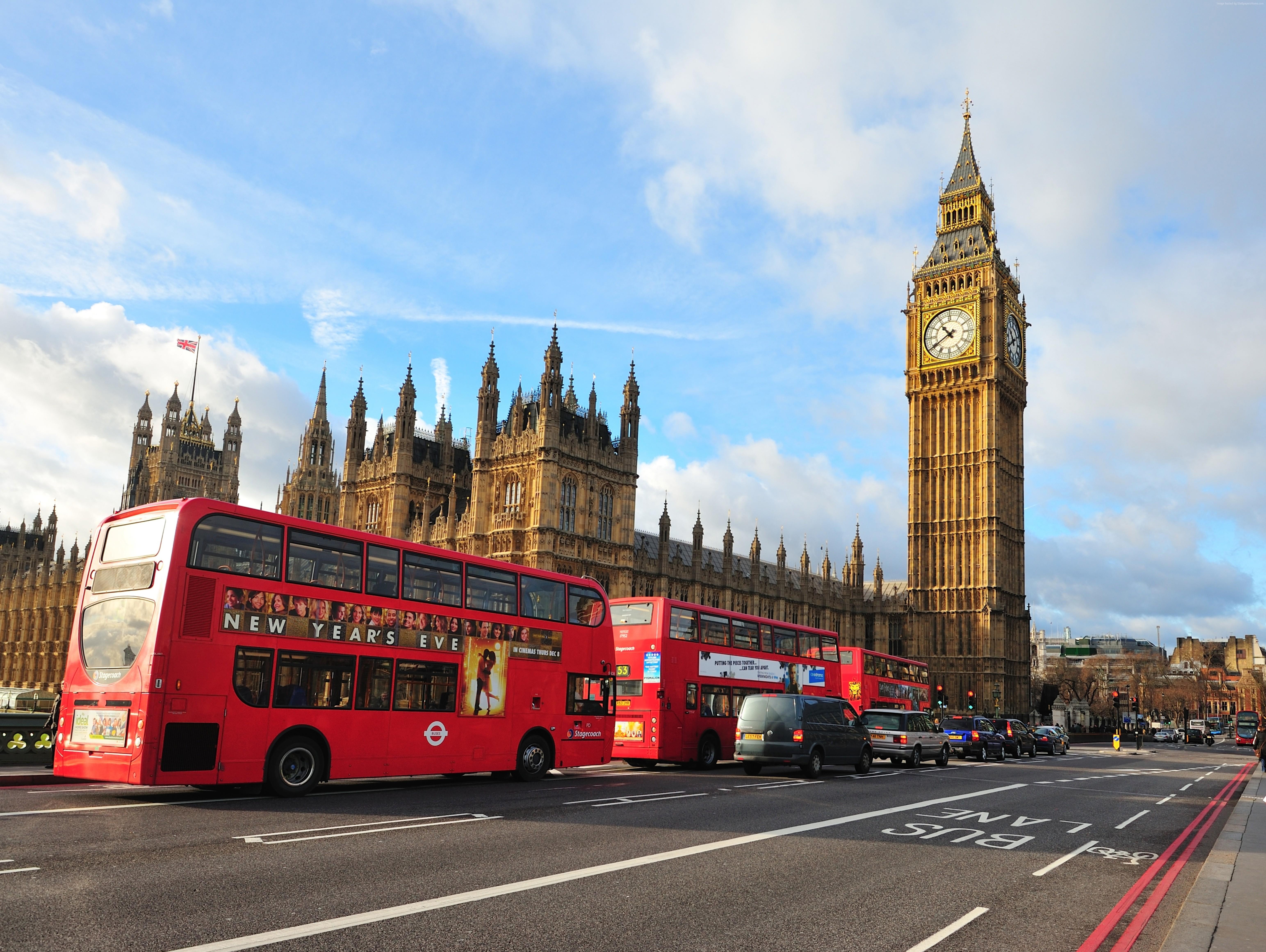 Лондон (первая часть)