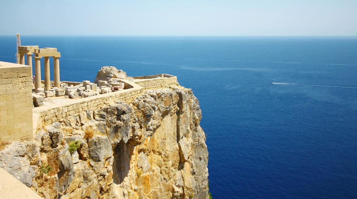 Родос – жемчужина Средиземного моря