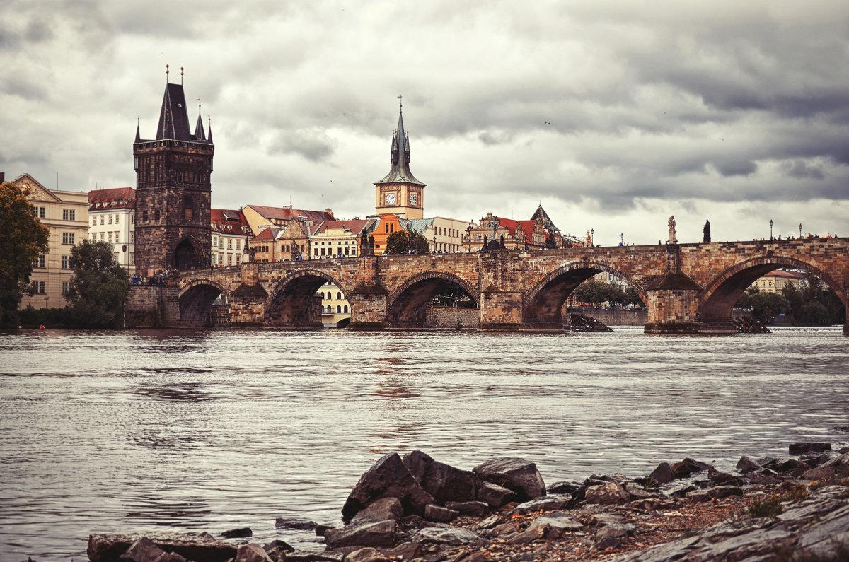 Самое красивое место Праги – Карлов мост