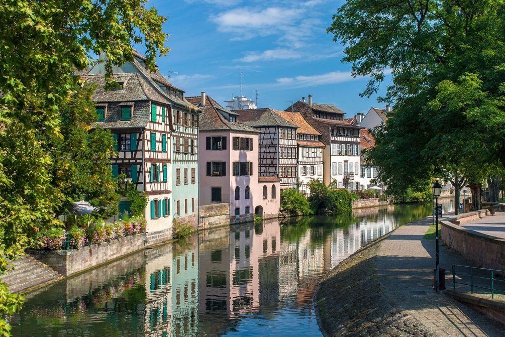 Самые красивые города с каналами. 9 Топ мест