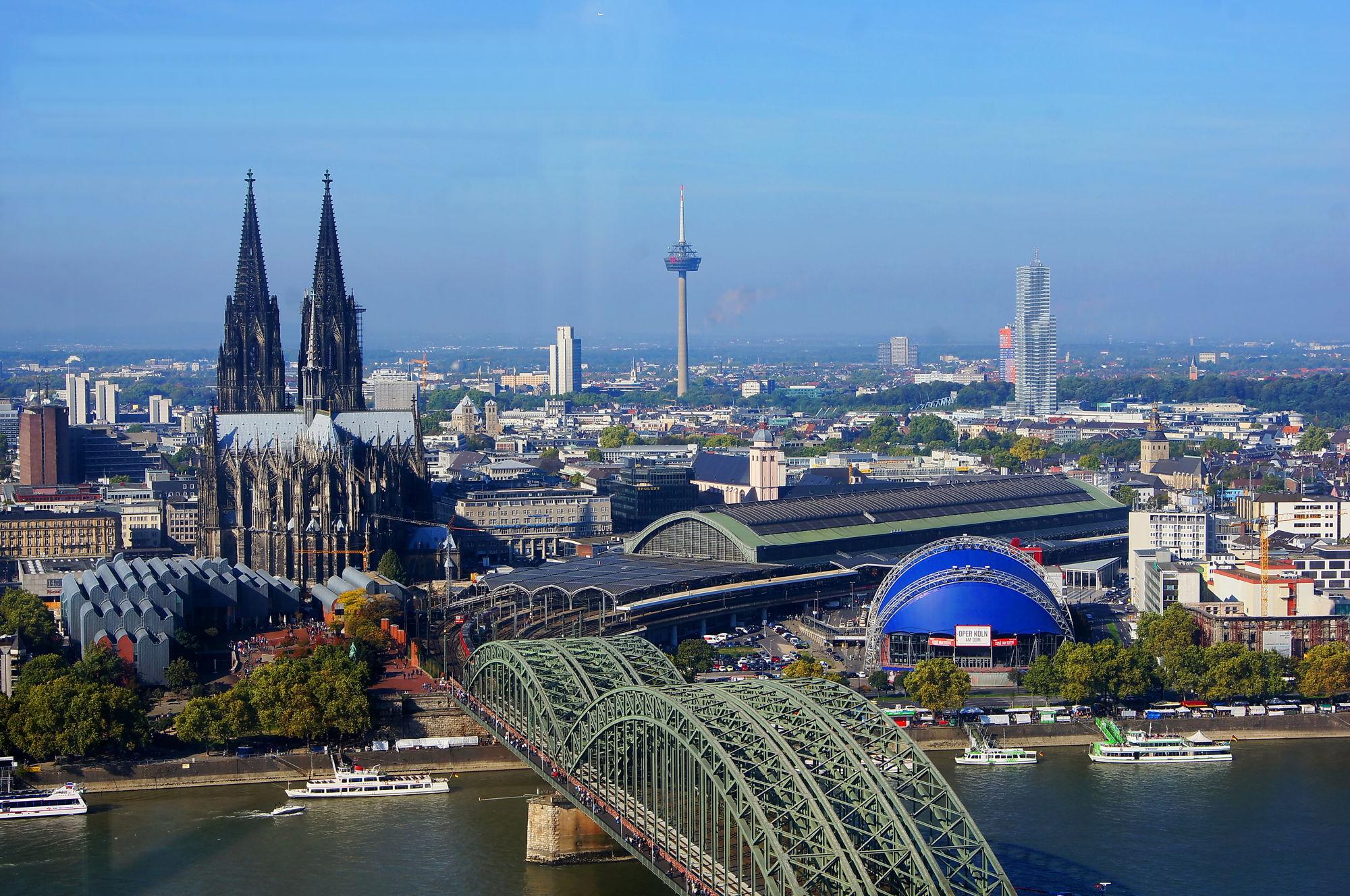 Самые красивые места Германии