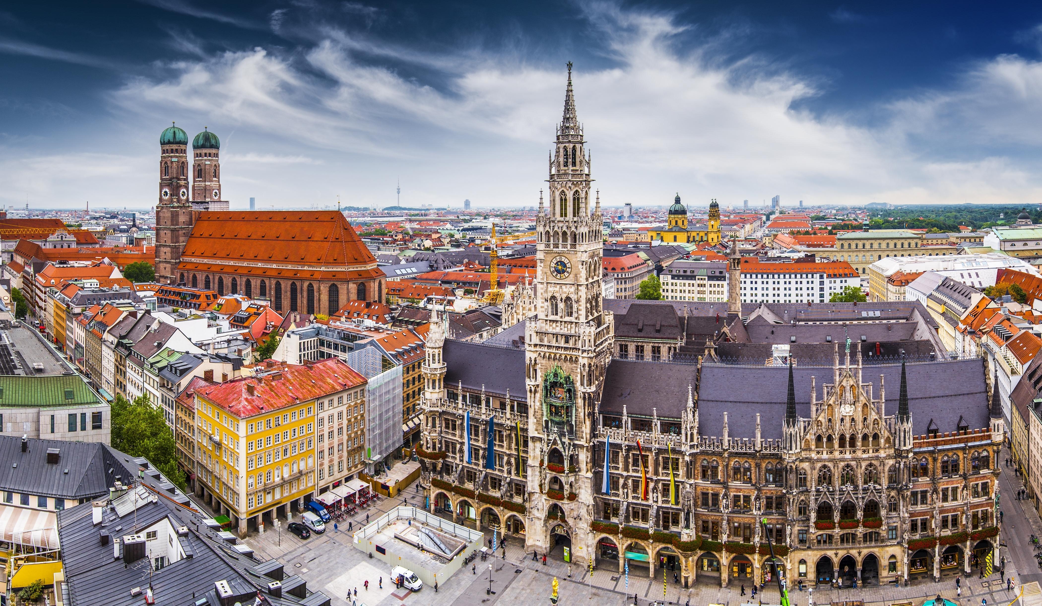 Самые красивые места  Германии – топ 11