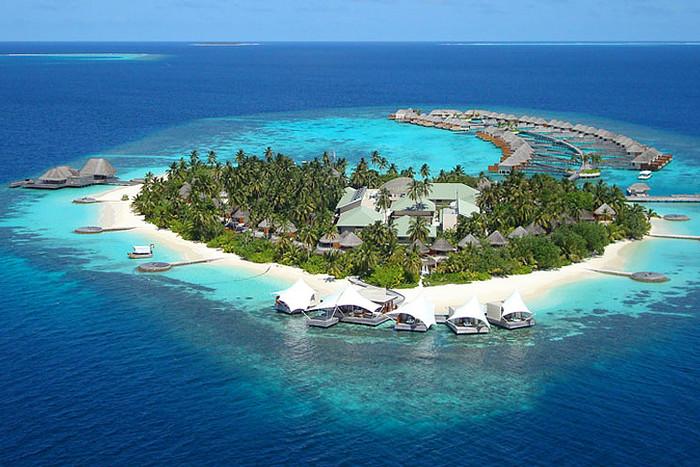 Топ 13 - Самые красивые острова