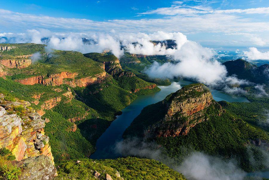 Топ 7. Самые красивые каньоны мира
